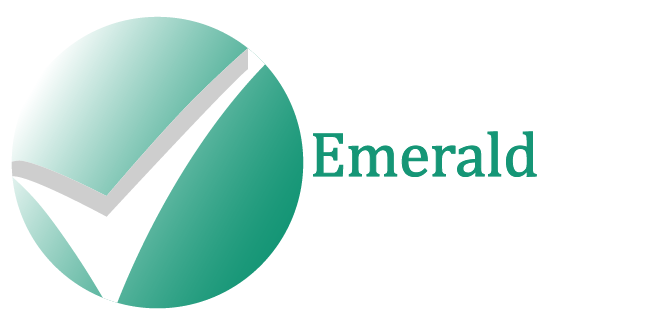MTTS Design & Solutions for Web, Branding & Communications. Emerald Accountants Project.